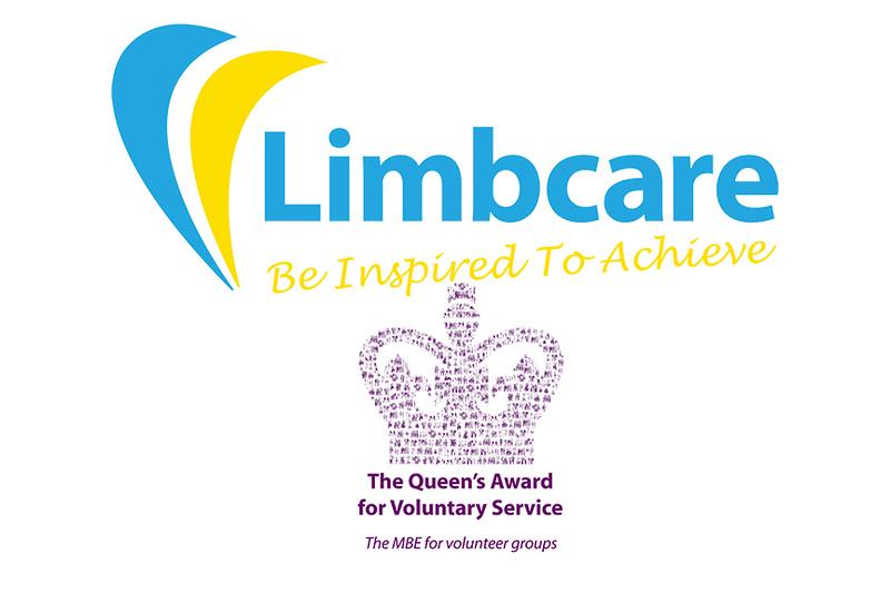 Limbcare queens award logo