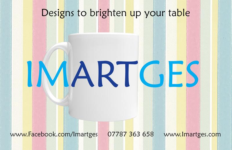imARTges Mug Business card